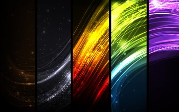 Abstract - Light Wallpapers and Backgrounds ID : 207865
