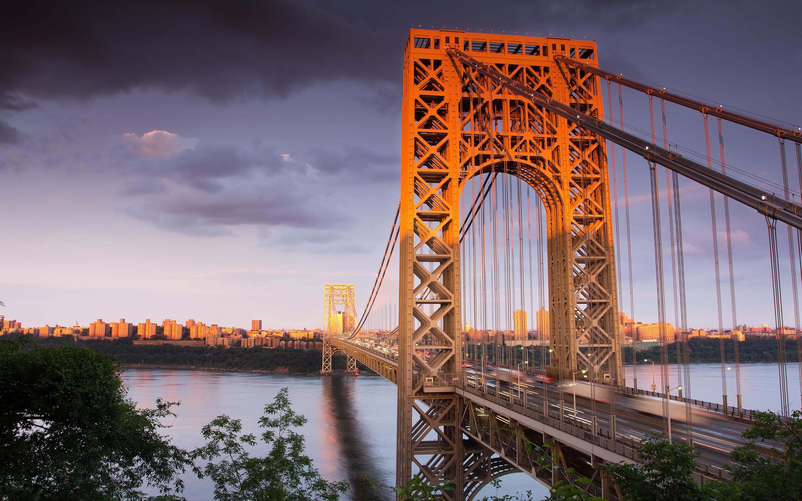 George Washington Bridge NYC   George washington bridge