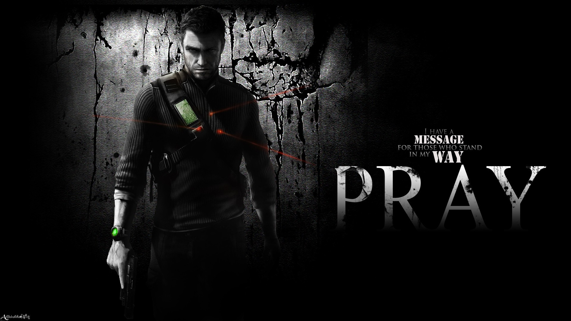 Video Game - Splinter Cell  Wallpaper