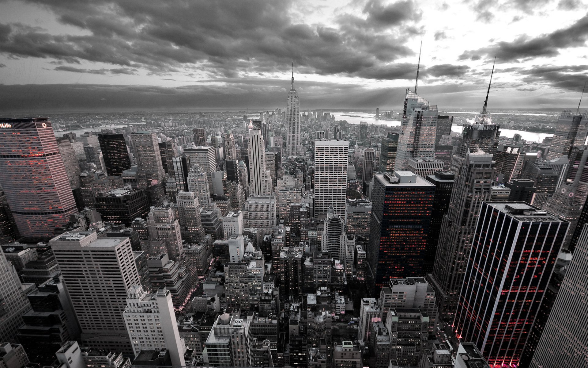 Man Made - City  New York Wallpaper