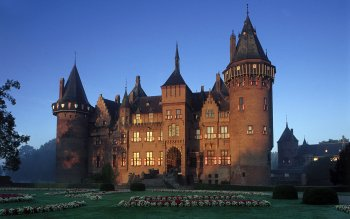Man Made - De Haar Castle Wallpapers and Backgrounds ID : 208157