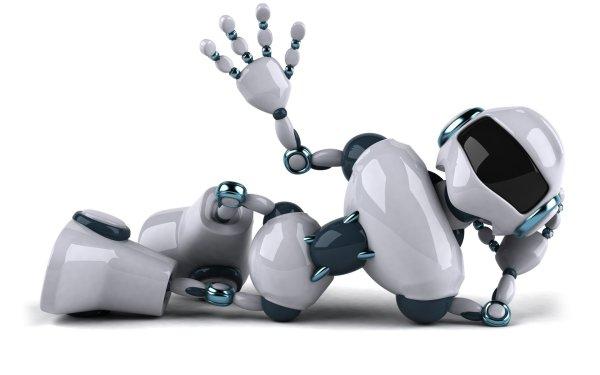 Technology Robot HD Wallpaper | Background Image