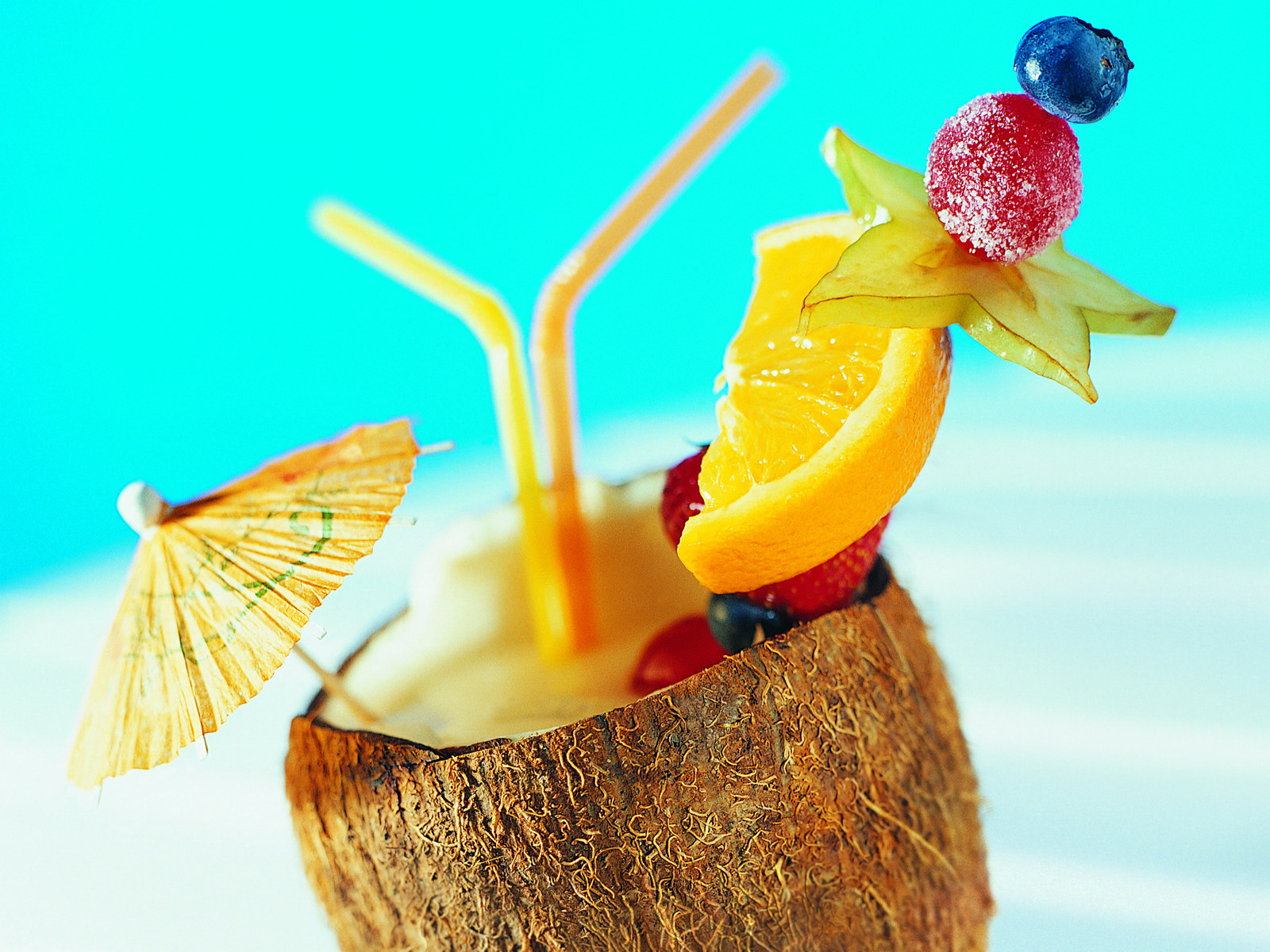 Food - Cocktail Wallpaper