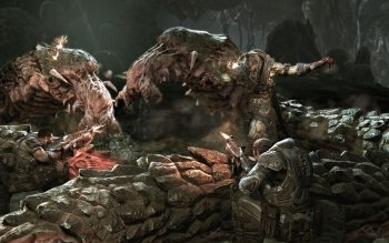 Video Game - Gears Of War 2 Wallpapers and Backgrounds ID : 209009