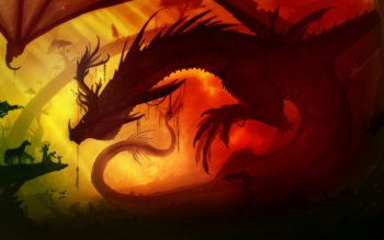 Fantasy - Dragon Wallpapers and Backgrounds ID : 209219