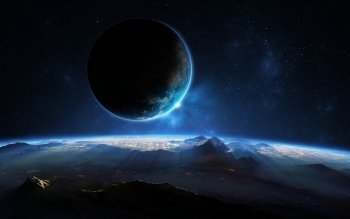 Science-Fiction - Planeten Wallpapers and Backgrounds ID : 209535