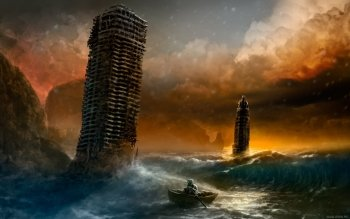 Sci Fi - Apocalyptic Wallpapers and Backgrounds ID : 209655