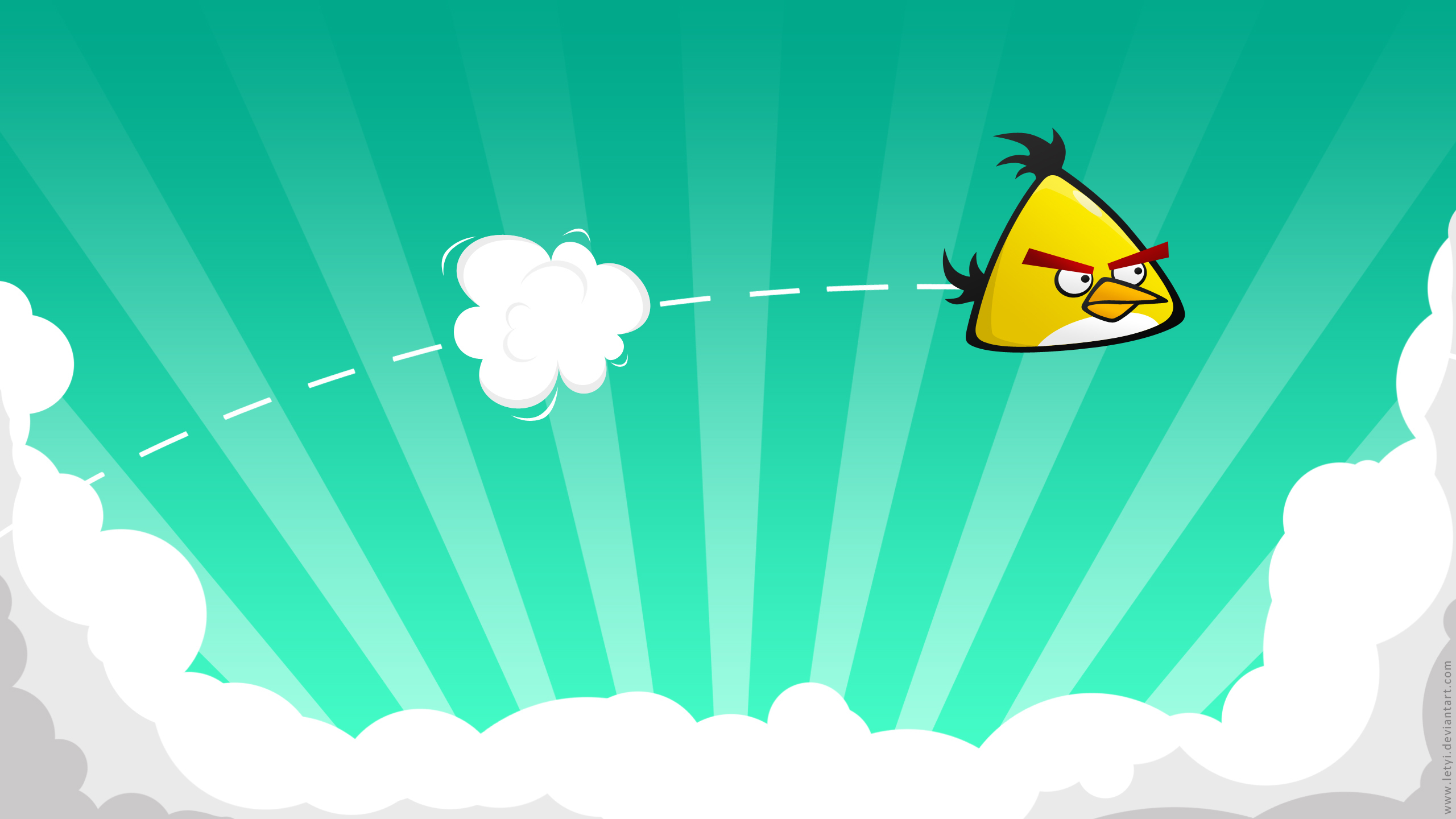 wallpaper angry birds hd