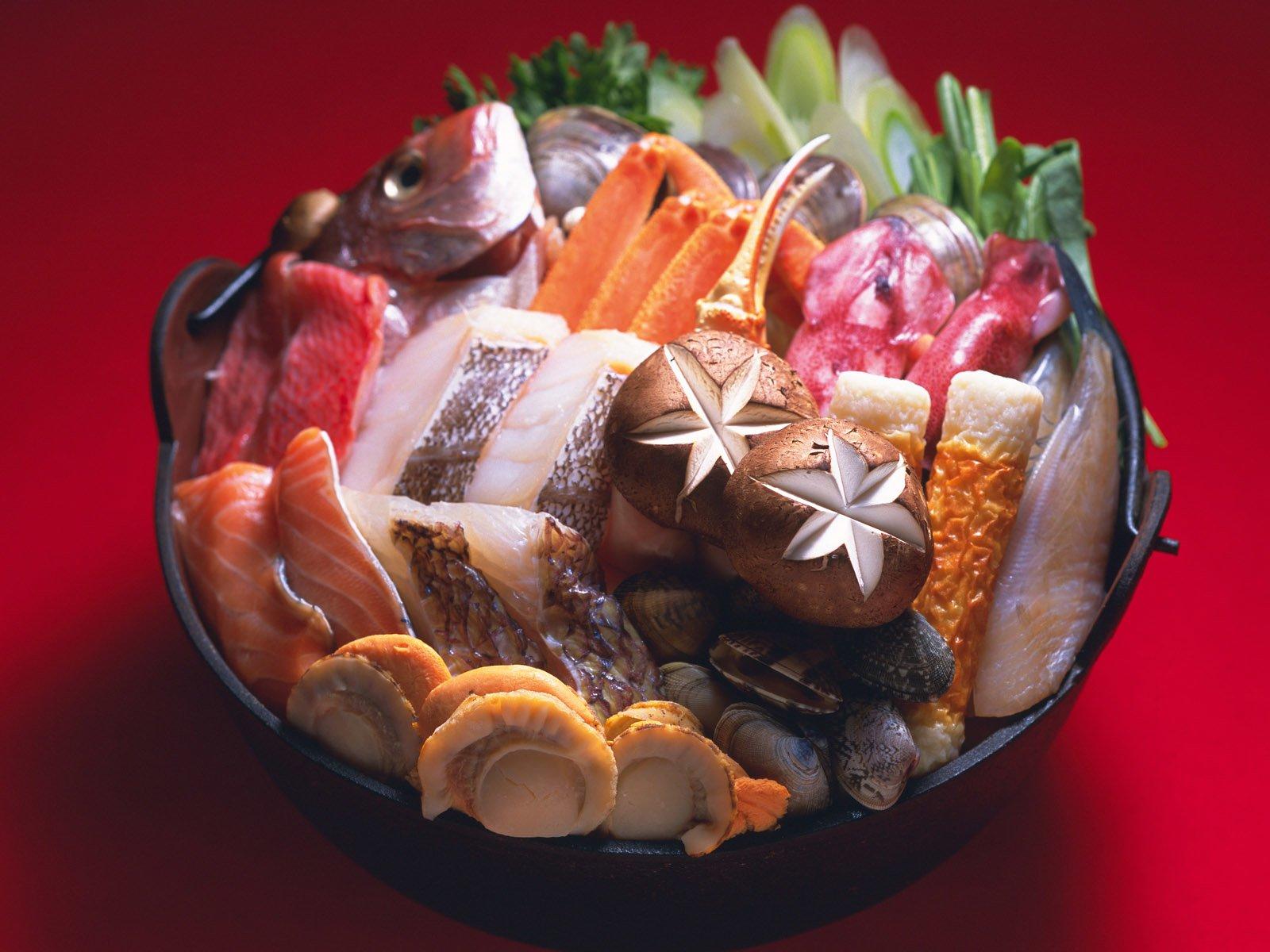 Food - Sushi  Wallpaper