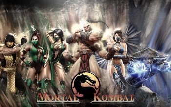 Video Game - Mortal Kombat Wallpapers and Backgrounds ID : 210157