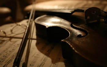 Musik - Violin Wallpapers and Backgrounds ID : 210359