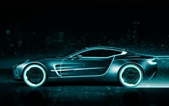 Preview Vehicles - Aston Martin Art