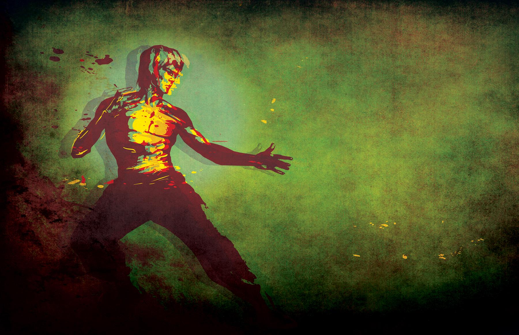 Sports - Martial Arts  3D Wallpaper
