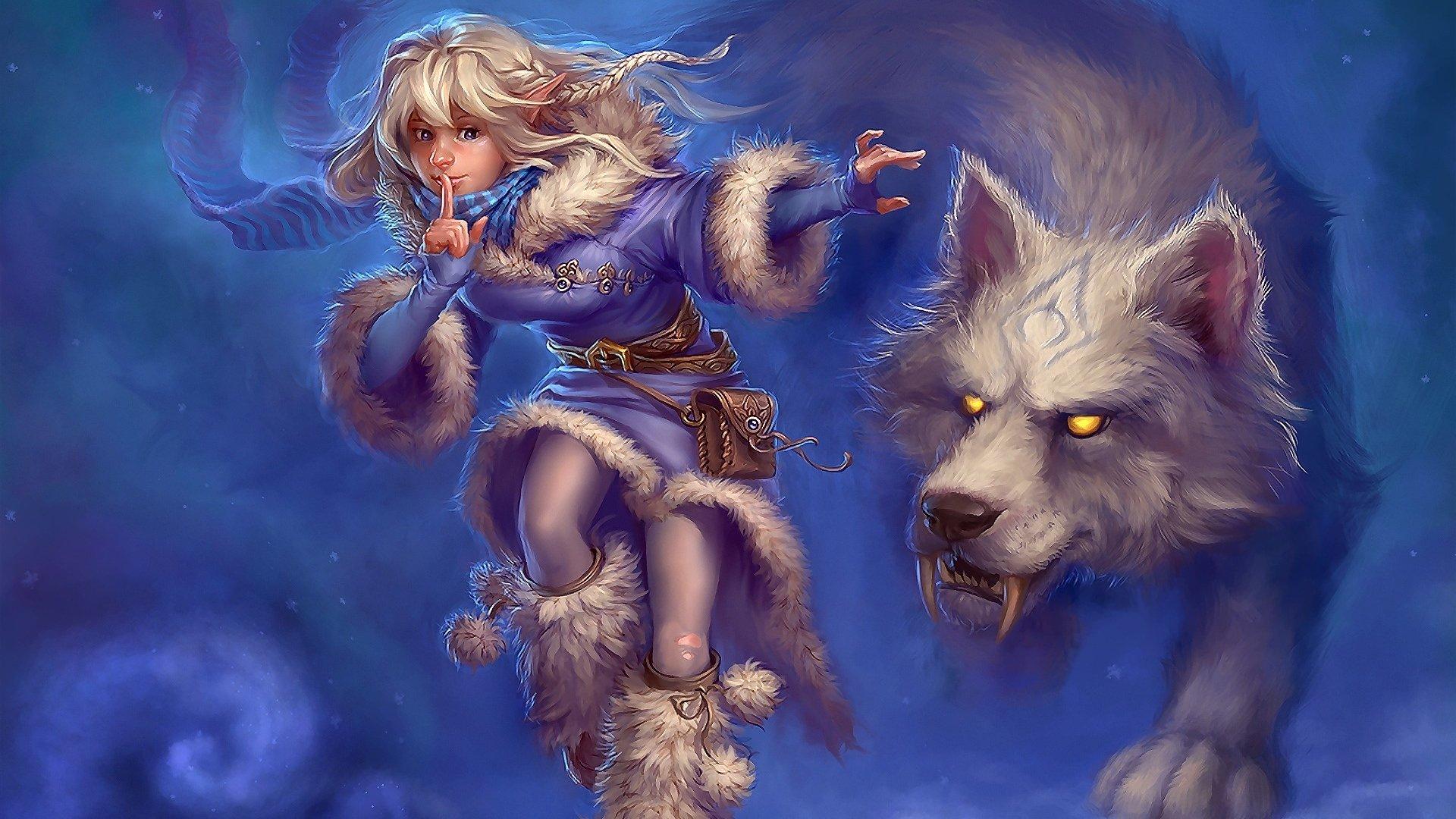Fantasy - Women  Wallpaper