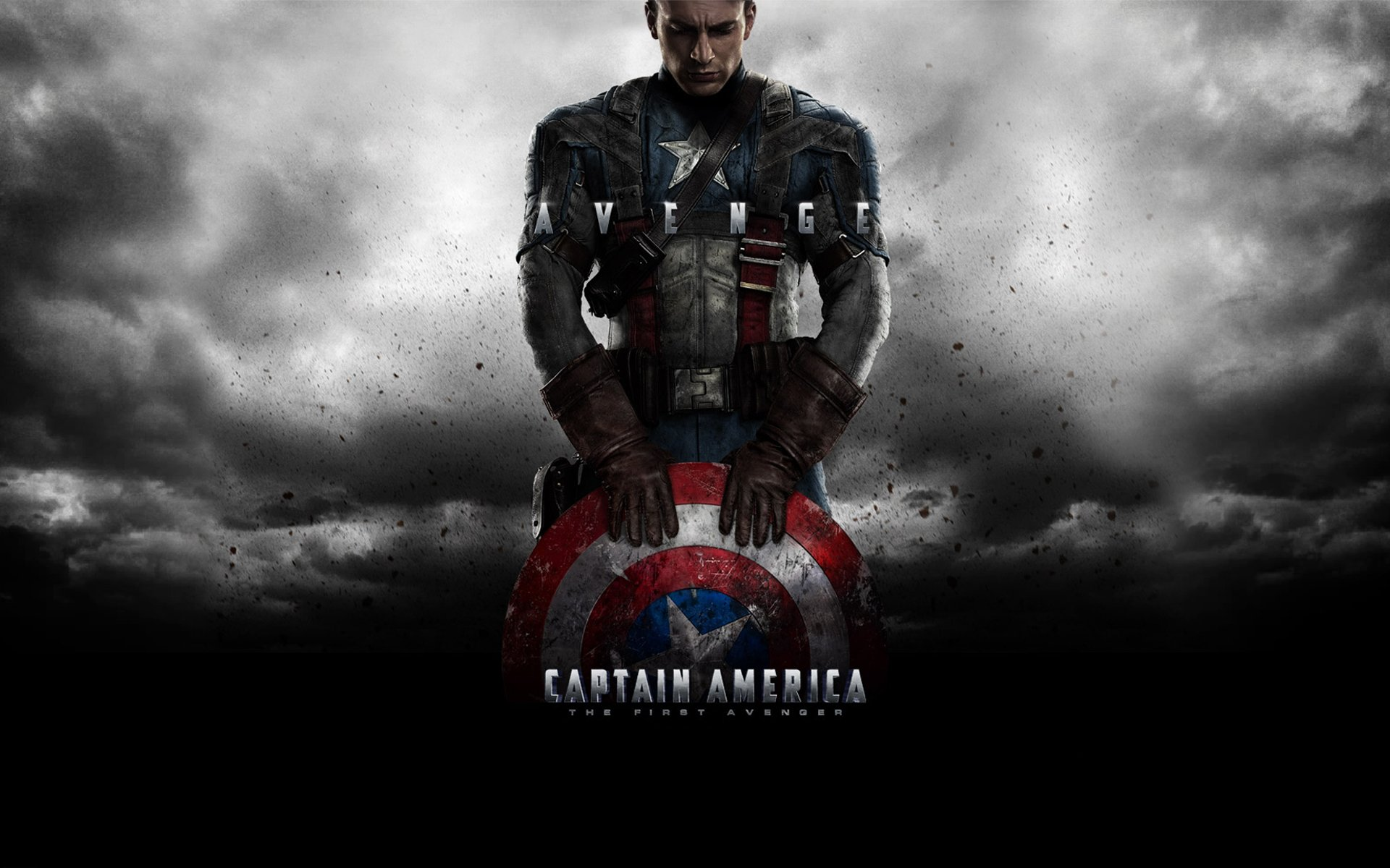 Capitán América: el primer vengador Fondo de pantalla HD | Fondo ...