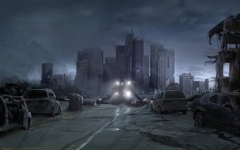 Sci Fi - City Wallpapers and Backgrounds ID : 211679