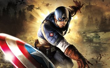 Comics - Captain America Wallpapers and Backgrounds ID : 211685
