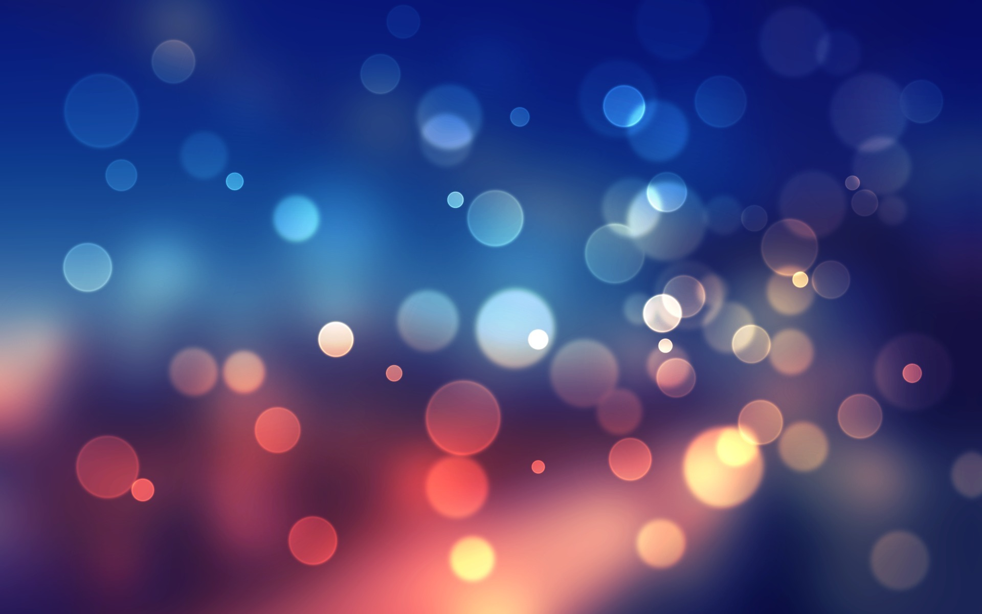 bokeh computer wallpapers desktop backgrounds 1920x1200