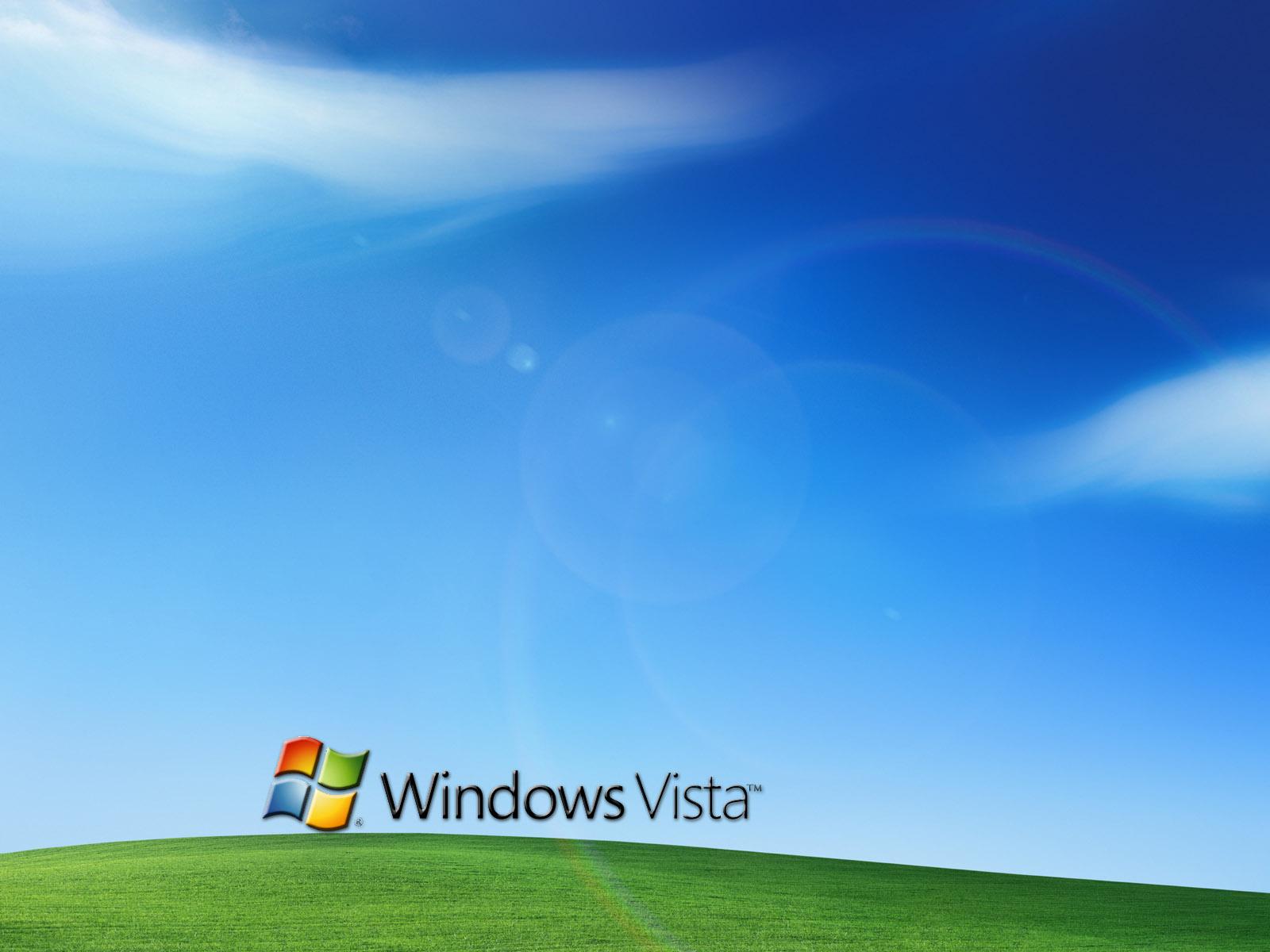 Windows Vista Wallpaper And Background Image