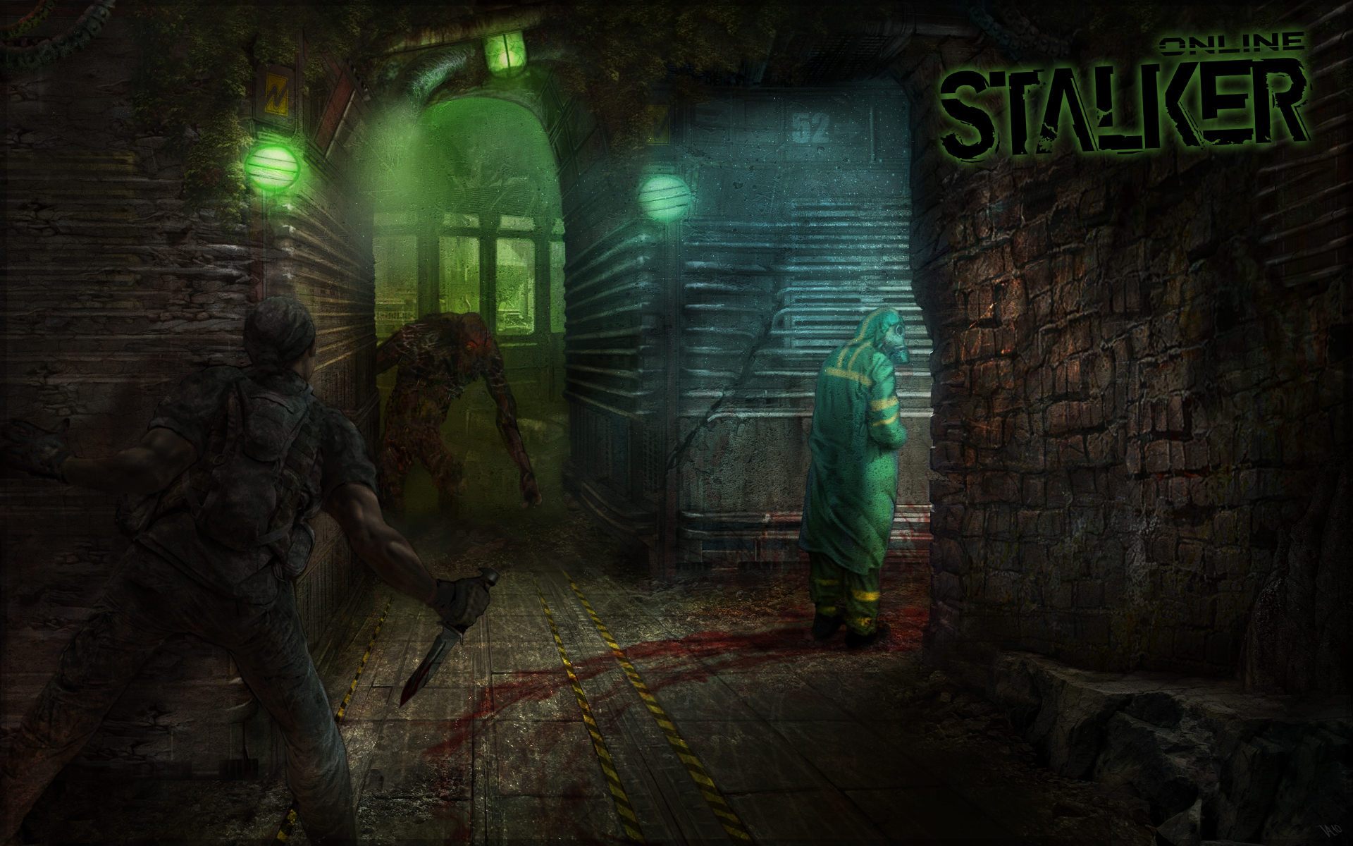 STALKER Full HD Wallpaper And Background Image