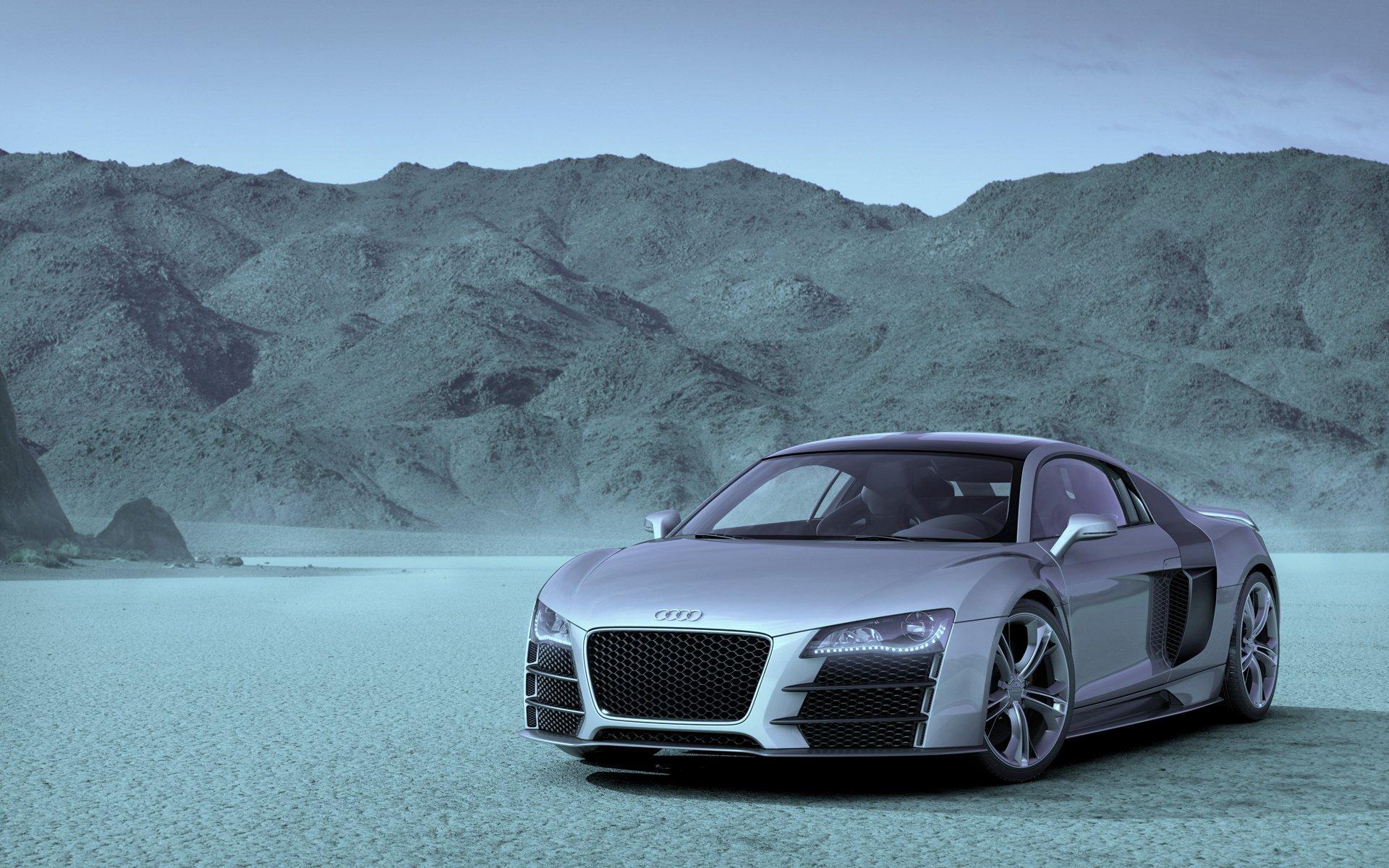 Vehicles - Audi  Wallpaper