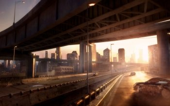 CGI - City Wallpapers and Backgrounds ID : 212359