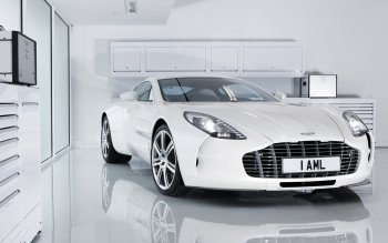 Vehículos - Aston Martin One-77 Wallpapers and Backgrounds ID : 212867