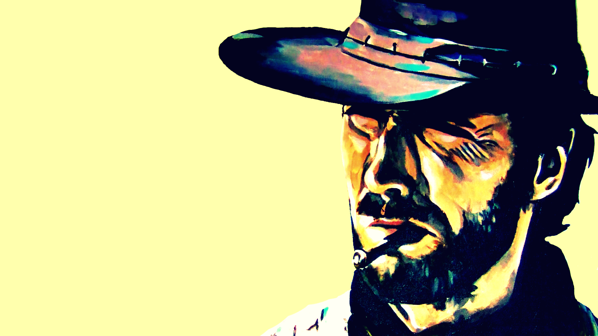Clint Eastwood Cowboy Wallpaper: Clint Eastwood Full HD Wallpaper And Background Image