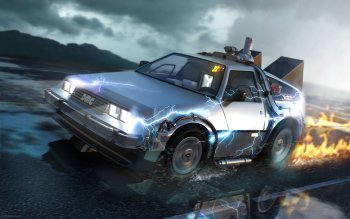 Movie - Back To The Future Wallpapers and Backgrounds ID : 213657