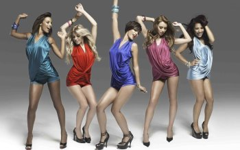 Music - The Saturdays Wallpapers and Backgrounds ID : 213727