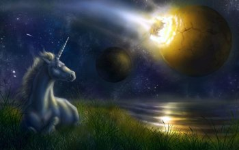 Fantasy - Unicorn Wallpapers and Backgrounds ID : 214449