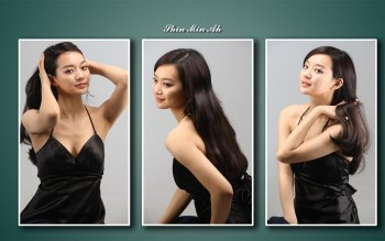 Women - Shin Min Ah Wallpapers and Backgrounds ID : 214655