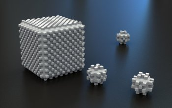 CGI - Cube Wallpapers and Backgrounds ID : 214665