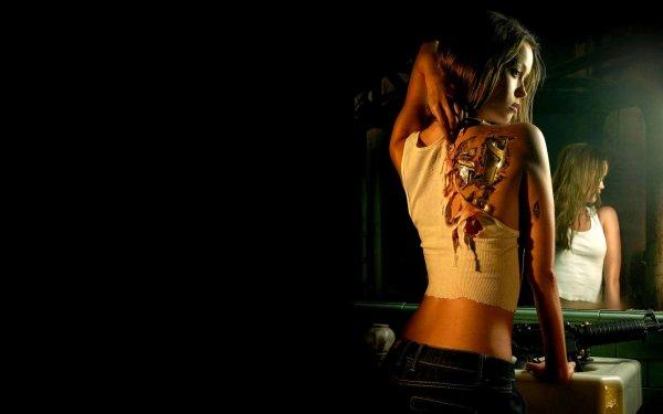 TV Show Terminator: The Sarah Connor Chronicles Terminator Cyborg Summer Glau HD Wallpaper | Background Image