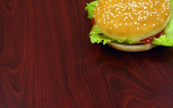 Mat - Burger Wallpapers and Backgrounds ID : 21575