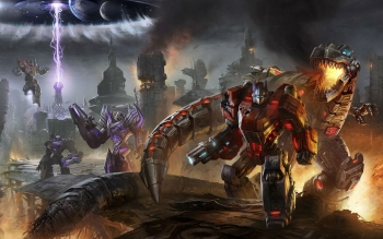 Video Game - Transformers Wallpapers and Backgrounds ID : 215807