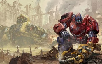Video Game - Transformers Wallpapers and Backgrounds ID : 215809