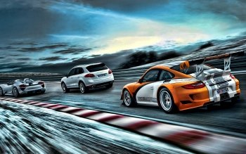 Vehículos - Porsche Wallpapers and Backgrounds ID : 215897