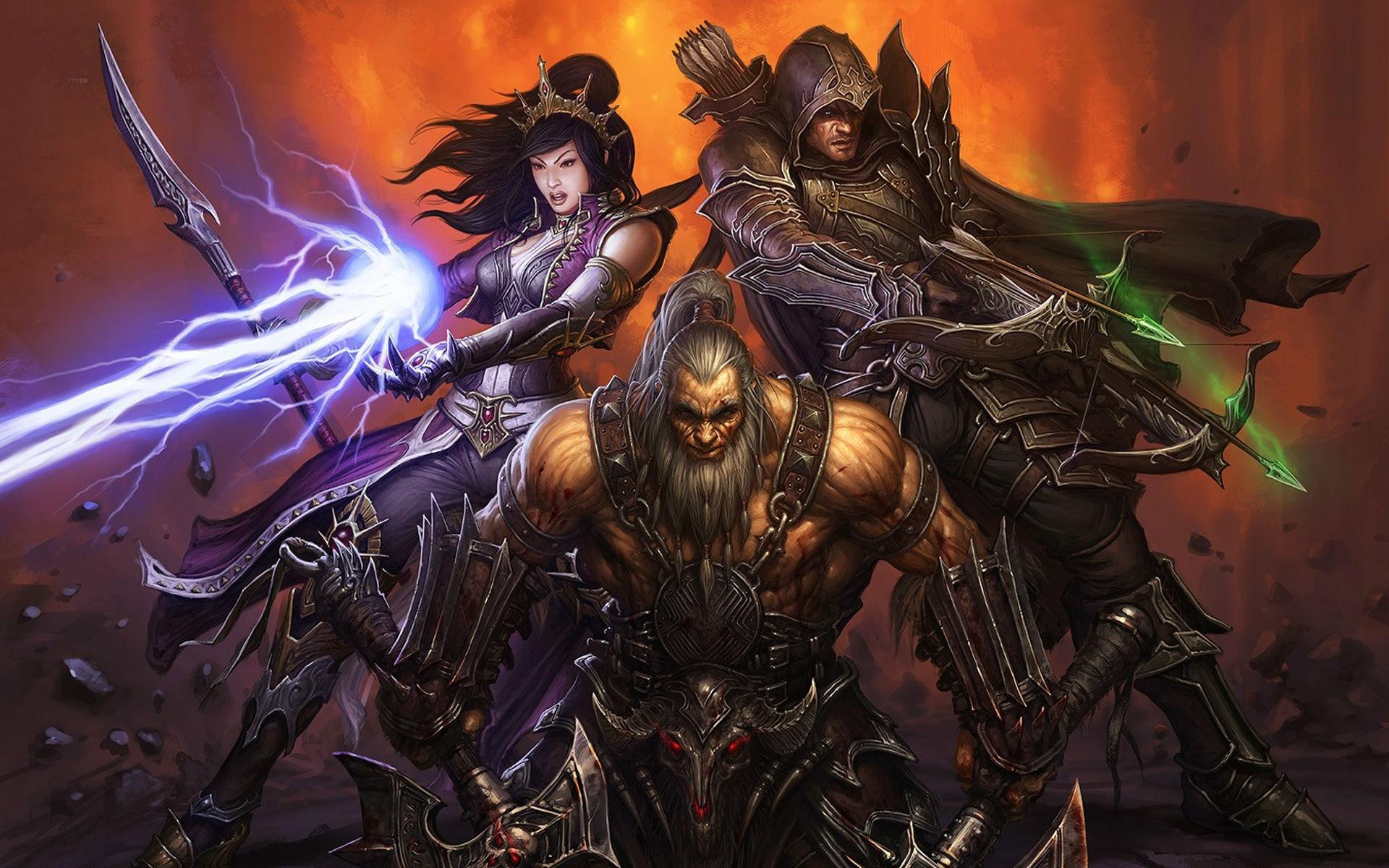Diablo III HD Wallpaper