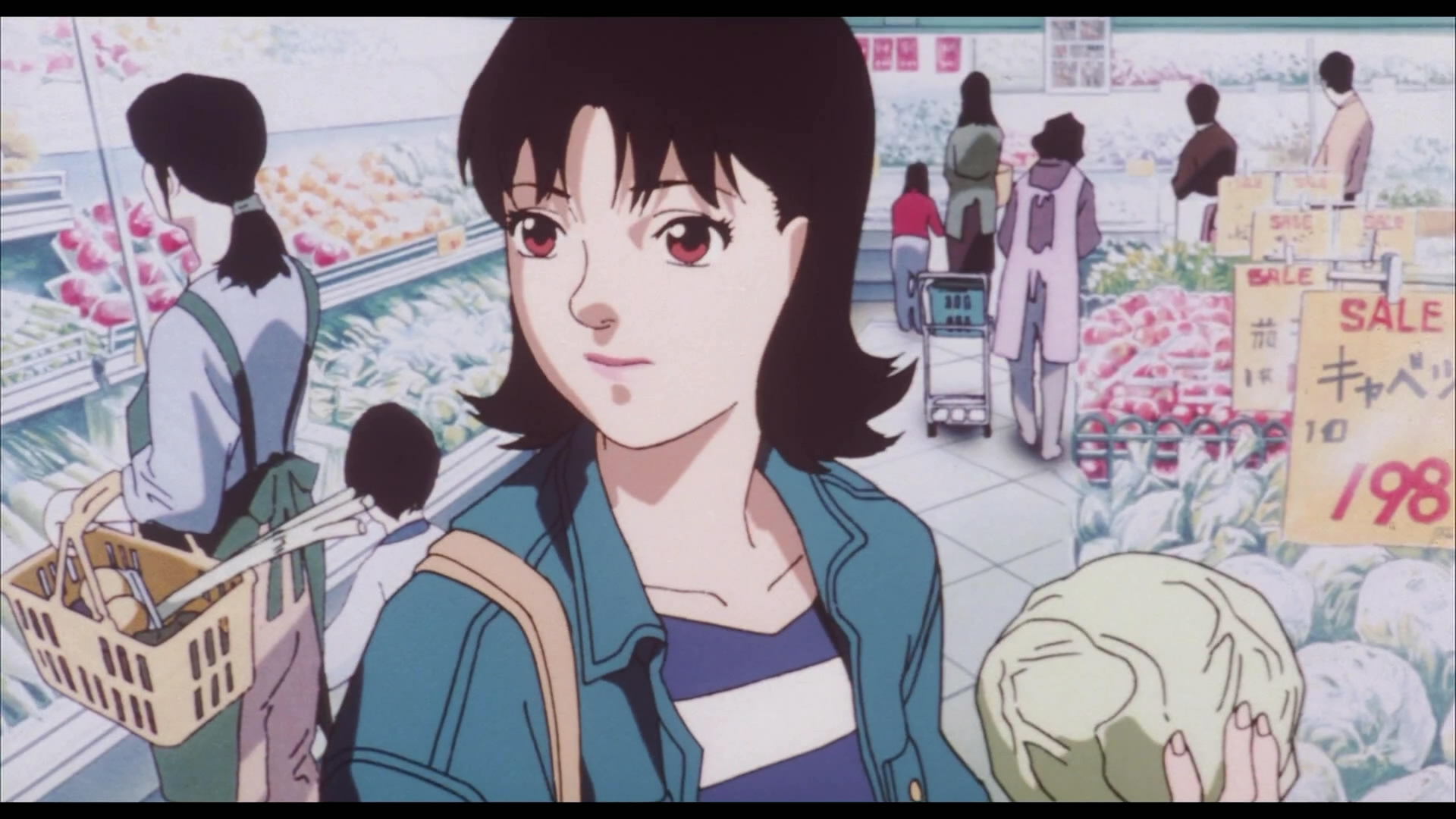 Perfect Blue Full HD Wallpaper and Background | 1920x1080 | ID:217109
