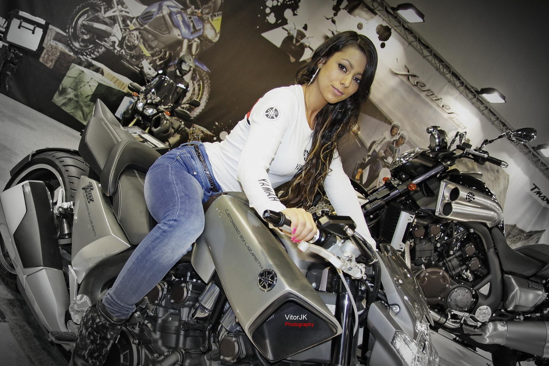 HD Wallpapers Motorcycles and Girls - WallpaperSafari