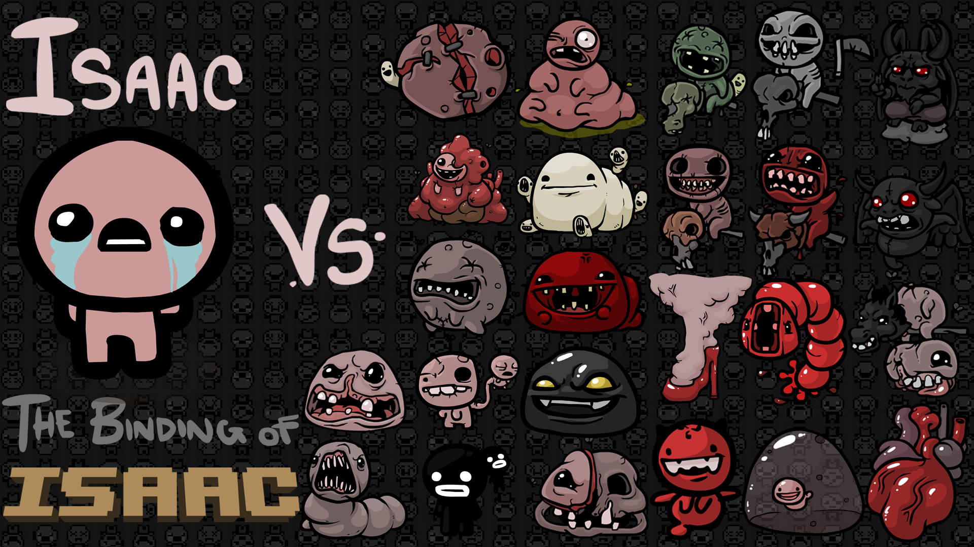3 The Binding Of Isaac Hd Wallpapers Background Images