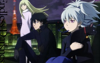 Anime - Darker Than Black Wallpapers and Backgrounds ID : 217009