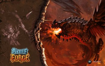 Video Game - Battle Forge Wallpapers and Backgrounds ID : 217107