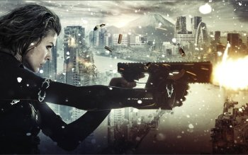Movie - Resident Evil: Retribution Wallpapers and Backgrounds ID : 218069