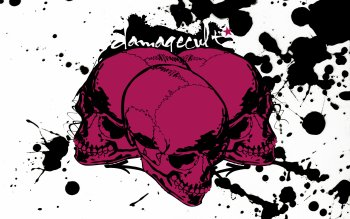 Dark - Skull Wallpapers and Backgrounds ID : 21807