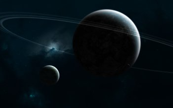 Sci Fi - Planetary Ring Wallpapers and Backgrounds ID : 218209