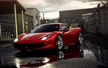 Fordon - Ferrari Wallpapers and Backgrounds ID : 218809
