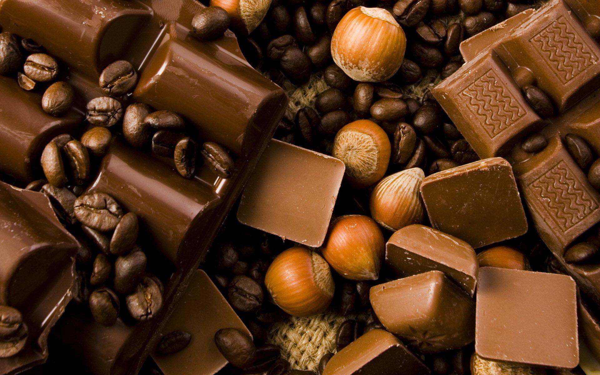 Food - Chocolate  Wallpaper