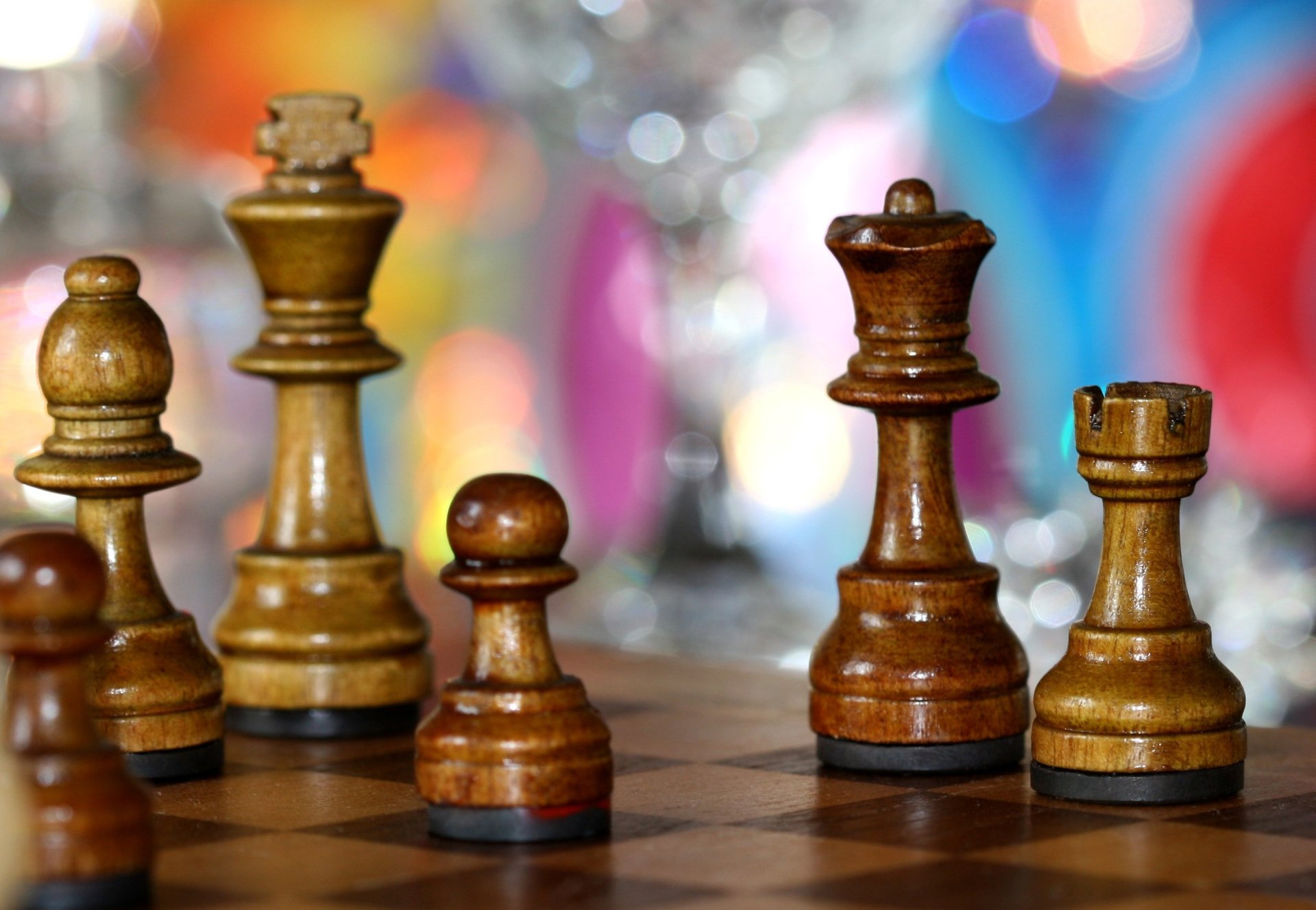 Game - Chess  Wallpaper